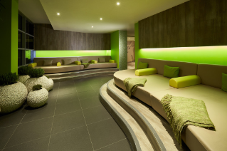 woburn spa experience room